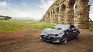 Mazda MX-5 RF: foto e prezzi