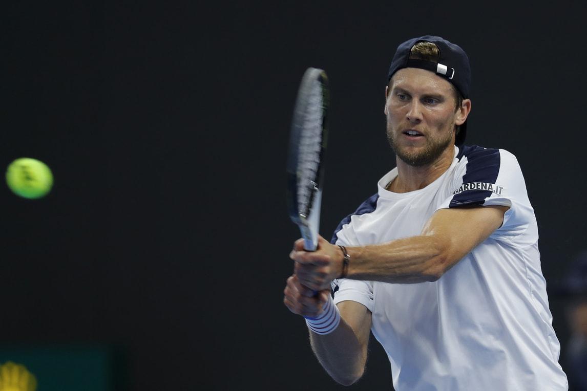 Tennis,Atp Anversa: esordio ok per Seppi
