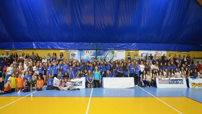Volley: Volleyrò una grande festa per aprire la stagione