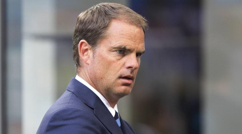 Inter,De Boer rischia: ultimo esame