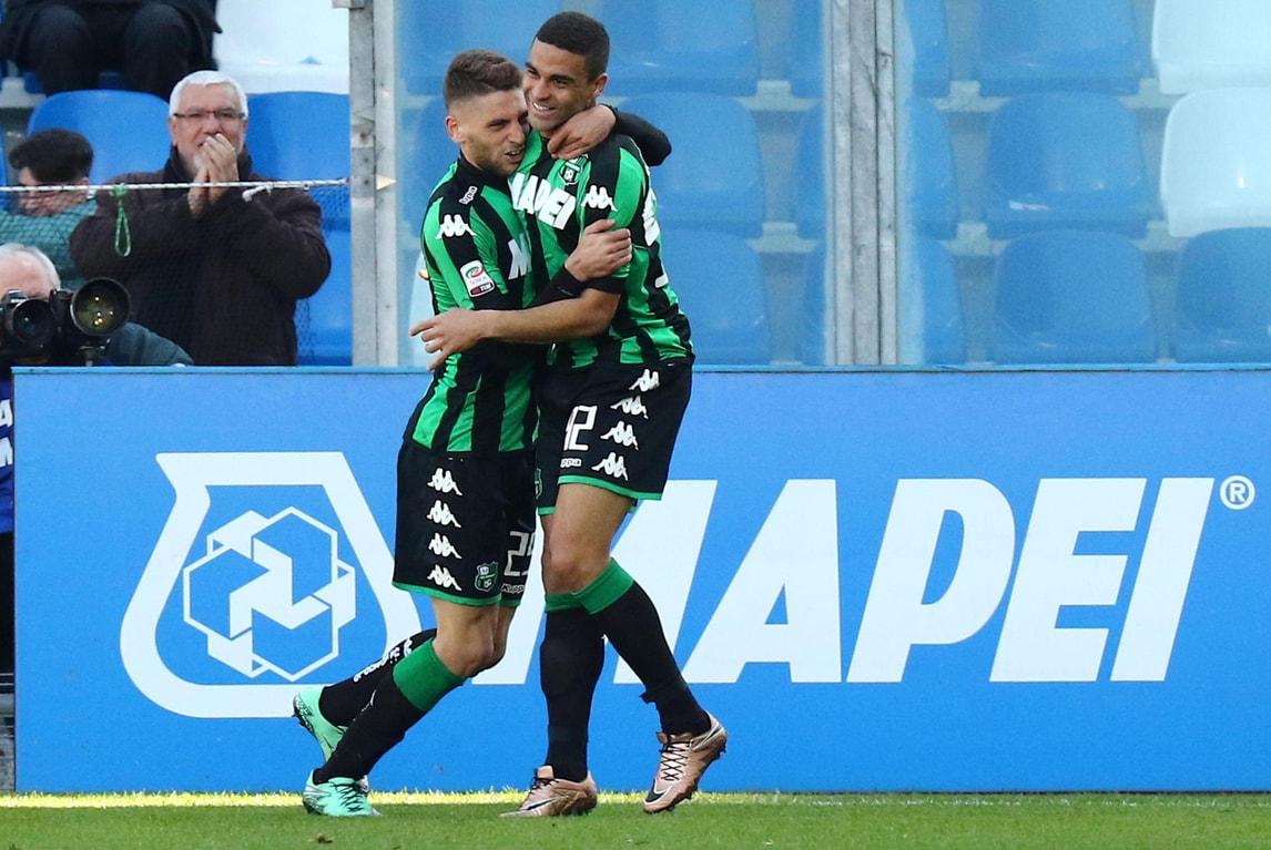 Calciomercato Sassuolo, le big vogliono Berardi, Defrel e Acerbi