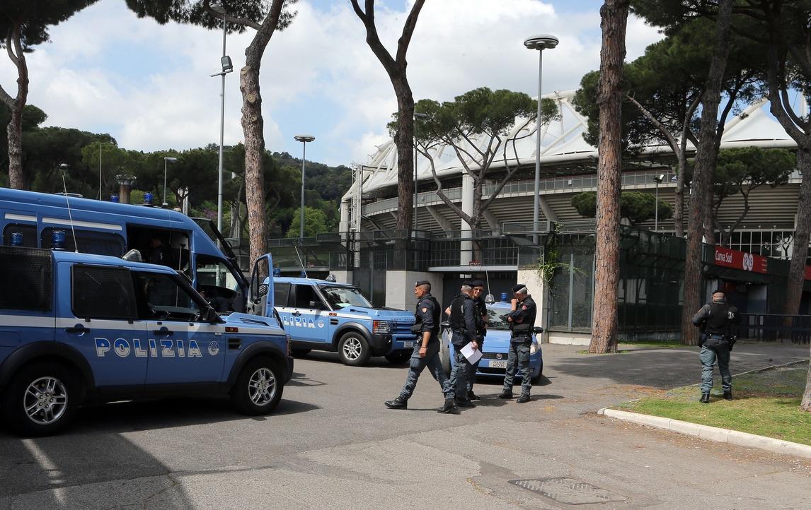 Roma, piano sicurezza: attesi circa 2 mila tifosi austriaci