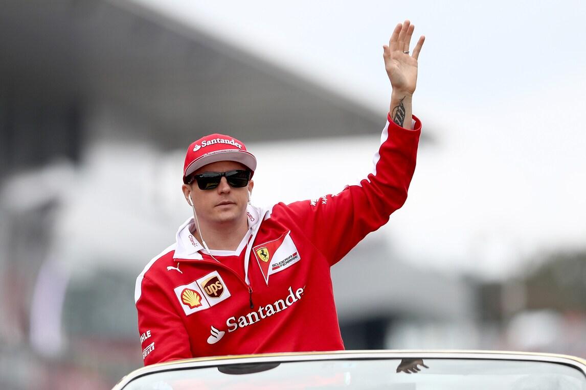 F1 Austin, Raikkonen: «Bel circuito con tanti cambi di pendenza»