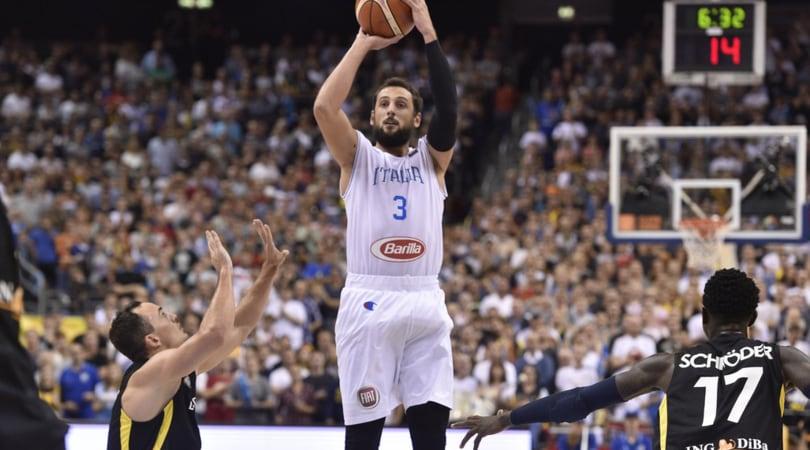 Preseason NBA, 14 punti per Belinelli nella vittoria degli Hornets sui Bulls