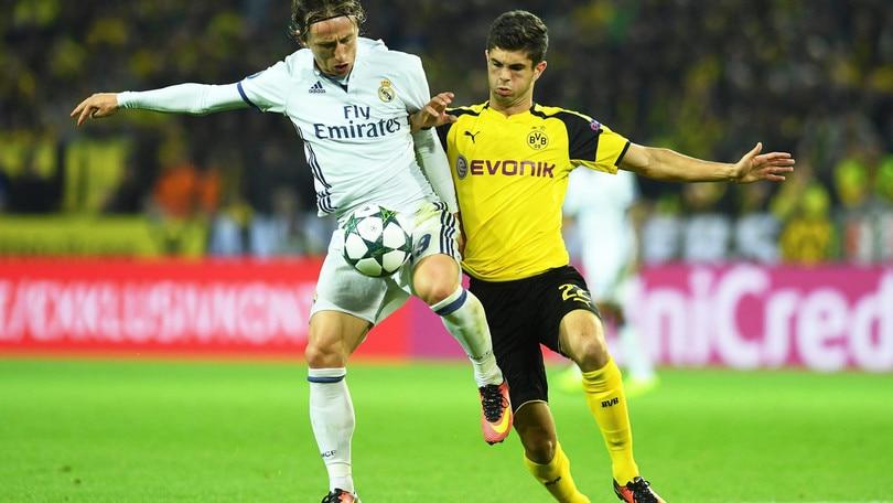Calciomercato Liga, Real Madrid:Modric prolunga il contratto fino al 2020