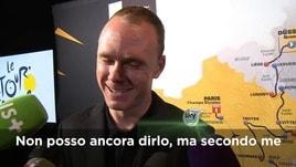"""Froome: """"Voglio il Tour, niente Giro"""""""