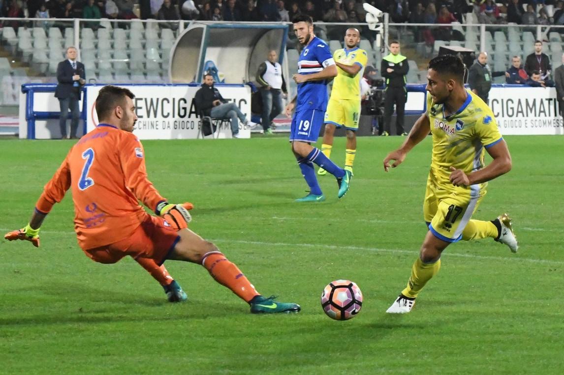 Serie A Sampdoria, tegola Viviano: salterà il derby col Genoa