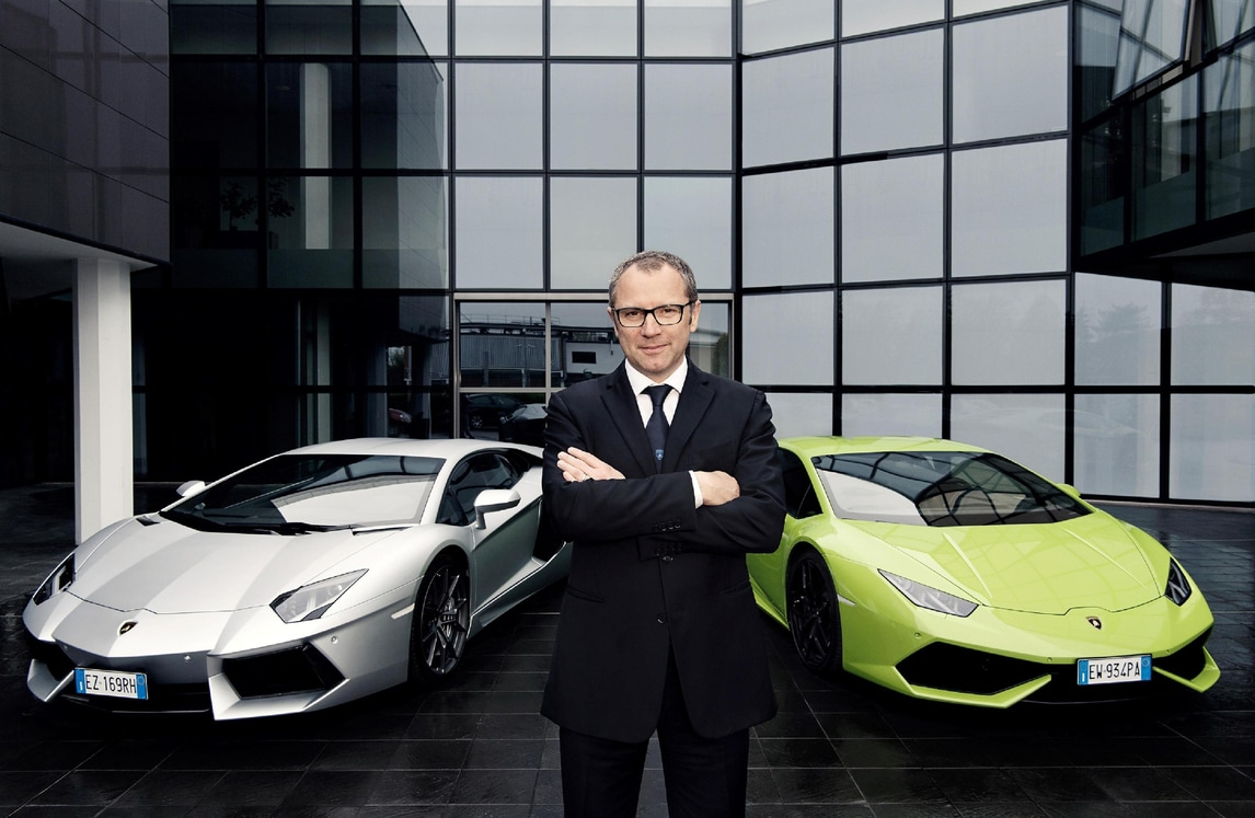 F1, Domenicali: «Ancora presto per parlare di Lamborghini in Formula 1»