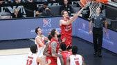 Basket, Eurolega: Milano a 3,15 contro il Darussafaka