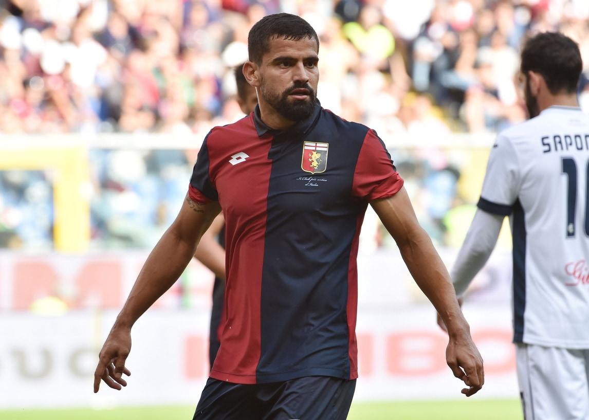 Serie A Genoa, Rincon torna ad allenarsi in gruppo