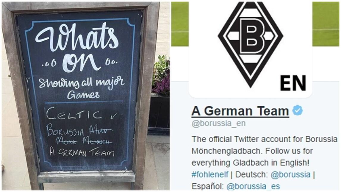 «Borussia Mun, Borussia Mon, Borussia Moen... una squadra tedesca»