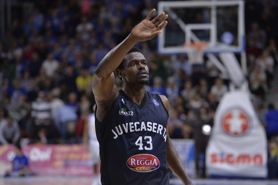 Basket Serie A2, Scafati: preso Linton Johnson