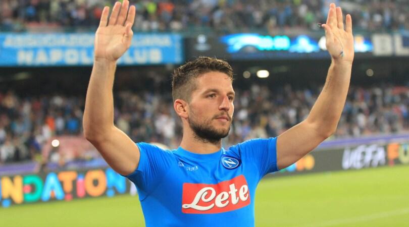 Champions League, diretta Napoli-Besiktas: formazioni ufficiali e tempo reale
