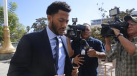 NBA, Rose assolto dalle accuse di stupro