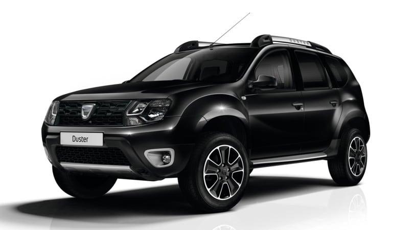 """Dacia Duster Black Shadow, la """"special"""" per tutti"""