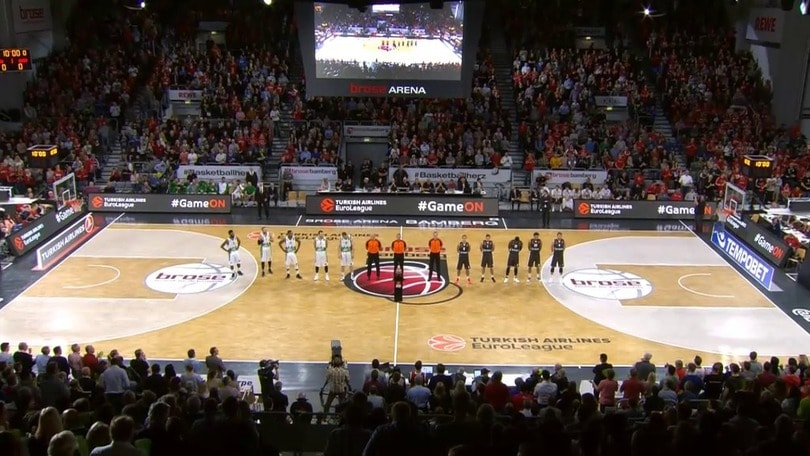 Brose Baskets-Unics Kazan 89-86