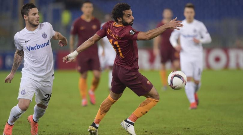 Europa League, i bookmaker 'consolano' la Roma