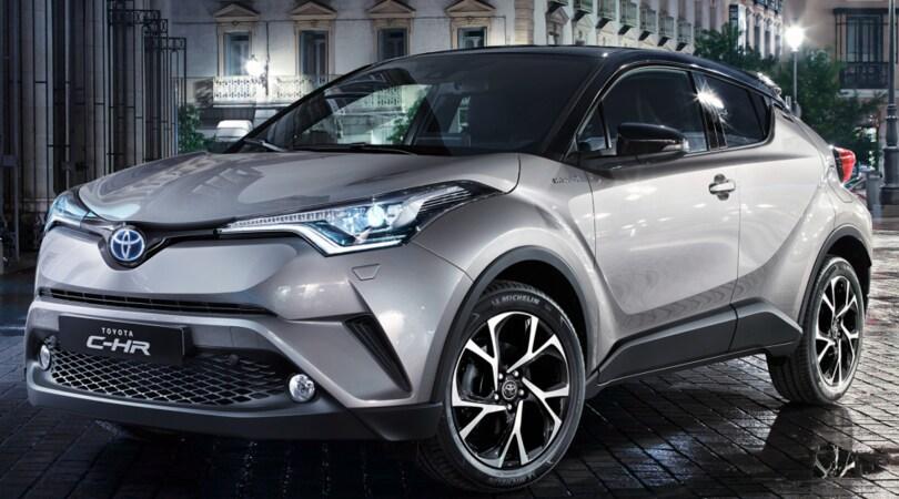 Toyota C-HR, la passione e la ragione