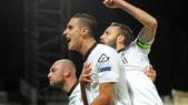 Serie B Spezia, Piu e Deiola: Brescia sconfitto 2-0