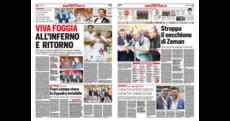 Viva Foggia, all'inferno e ritorno