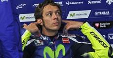 Rally di Monza, Valentino Rossi sempre al comando