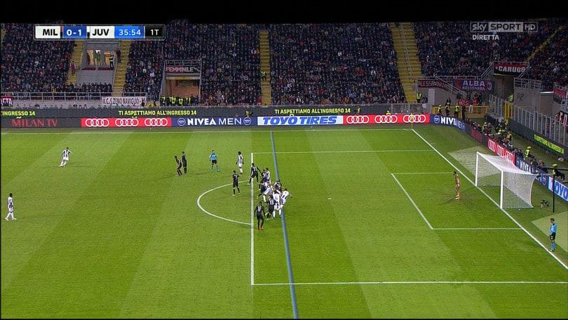 Moviola Milan-Juventus, regolare il gol di Pjanic: che pasticcio via radio!
