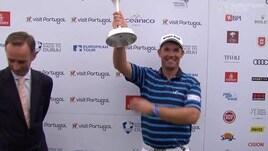 European Tour, Portogallo: Trionfo di Harrington