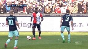 L'Ajax ci prova ma Kuyt salva il Feyenoord