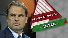Inter, De Boer in panchina almeno fino a mercoledì