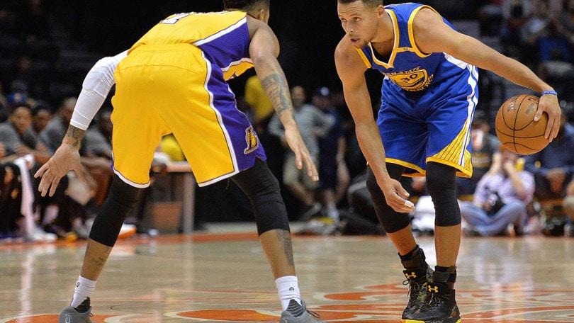 Basket Nba, le stelle americane tornano su Sky Sport