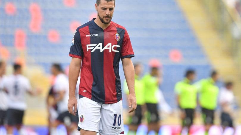 Bologna -Sassuolo 1-1. Matri risponde a Verdi