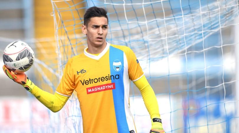Calciomercato, Meret: «Spal o Udinese? L'importante è giocare»
