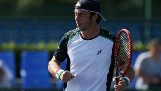 Tennis, Atp Basilea: esordio vincente per Lorenzi