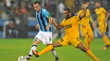 Serie B 11ª giornata: Frosinone-Spal 2-1; Novara-Bari 1-0; Pisa-Verona 0-0