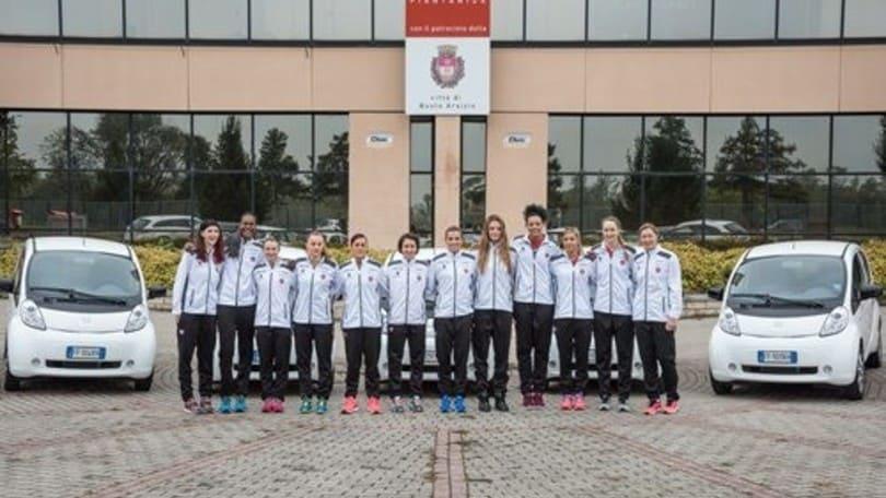 Volley: A1 Femminile, la UYBA viaggia in Peugeot