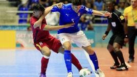 Calcio a 5, Italia in campo martedì e mercoledì con la Romania