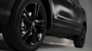 Nissan Qashqai Black Edition: foto
