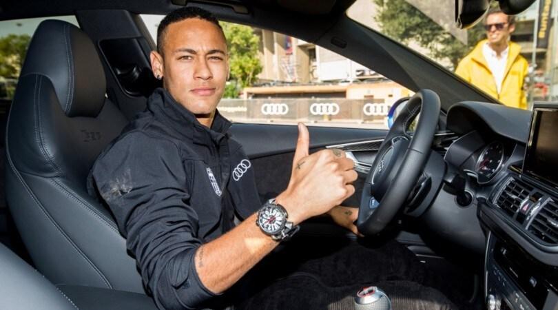 Audi Q2, una tedesca a casa di Messi e Neymar