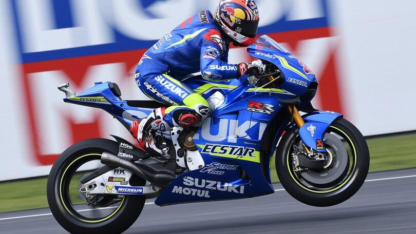 MotoGp Malesia: terze libere a Vinales, Rossi è quarto