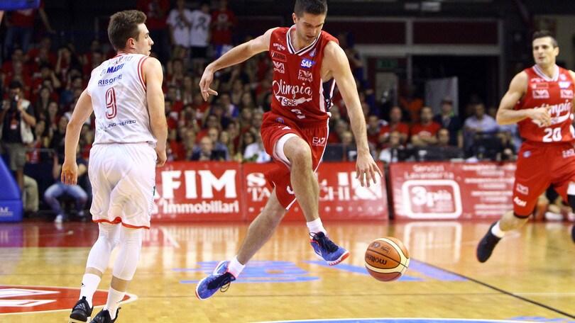 Basket: Milano da riscatto a 1,07, quota impresa per Caserta