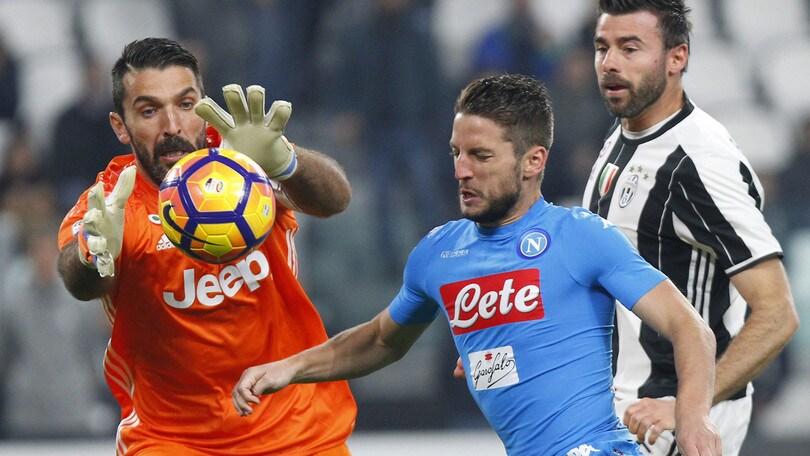 Juventus-Napoli, Buffon: