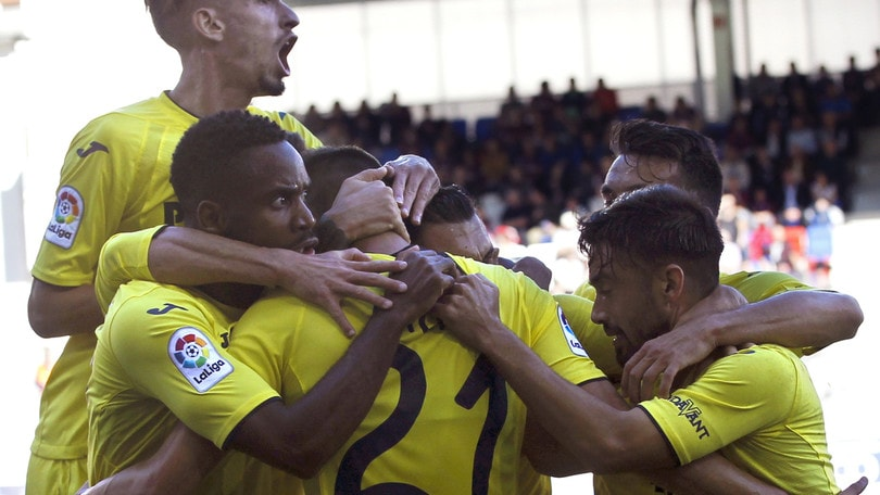 Liga, Villarreal beffato: l'Eibar vince in rimonta