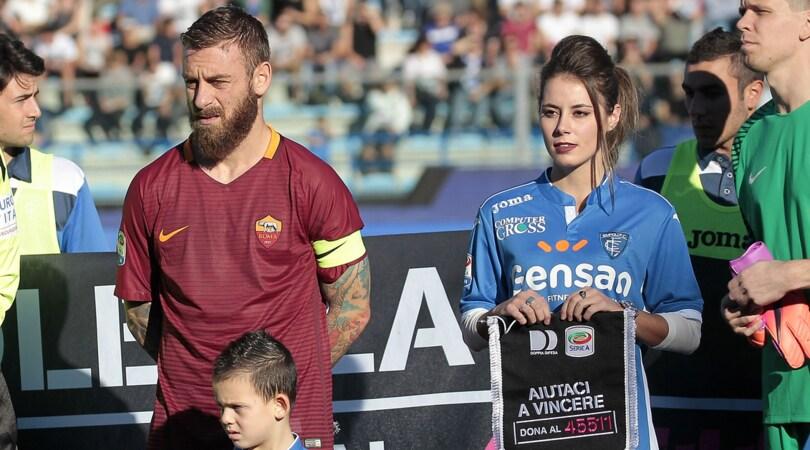 La Juventus flirta con De Rossi, secco