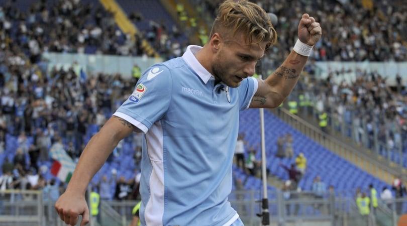 Lazio, Immobile: «Sogno un gol al derby». Marchetti a rischio