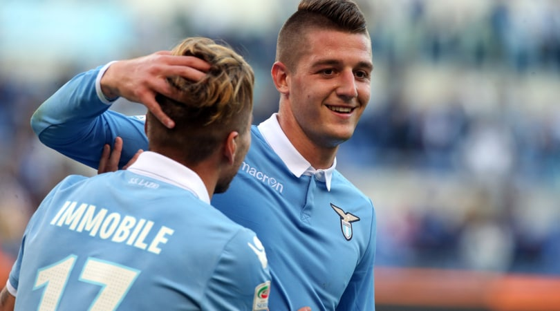 Napoli Lazio sfida a parti invertite