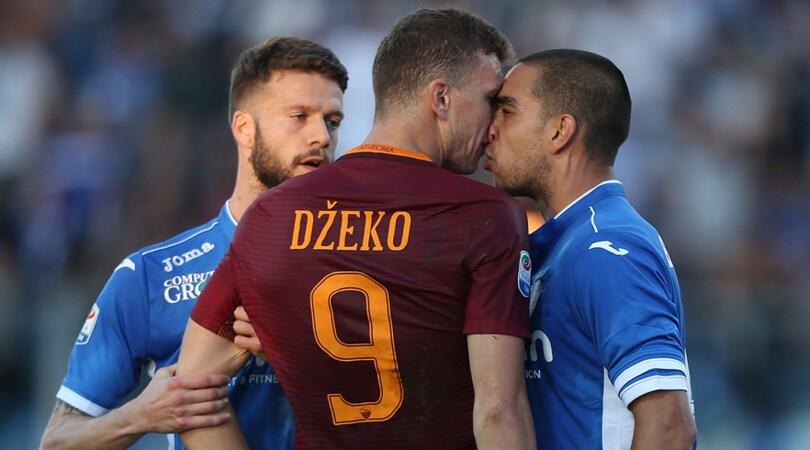 Roma, anche Manolas si ferma: il greco si opera al setto nasale