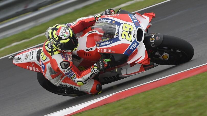 MotoGp Ducati, Iannone: