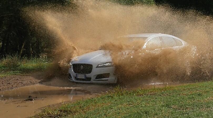 Jimmy and Cars: Jaguar XF, la Regina è a trazione integrale