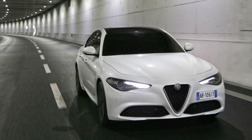 Alfa Romeo, quindici giorni con Giulia