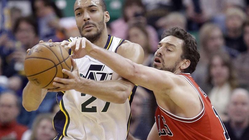 Basket NBA, contratto faraonico per Gobert